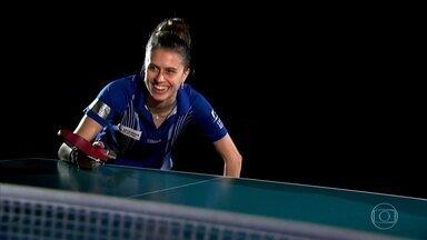 Promessa do tênis de mesa, Bruna Takahashi vai estar nos Jogos Olímpicos da Juventude - Promessa do tênis de mesa, Bruna Takahashi vai estar nos Jogos Olímpicos da Juventude
