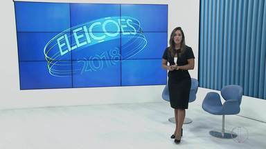 Confira a agenda dos candidatos ao governo do Rio de Janeiro - Assista a seguir.