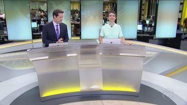 Jornal Hoje - íntegra 03/10/2018 - Os destaques do dia no Brasil e no mundo, com apresentação de Sandra Annenberg e Dony De Nuccio