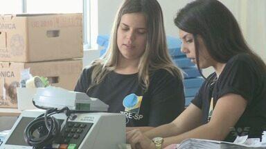 Cartório de Jacupiranga atende eleitores de quatro cidades do Vale do Ribeira - Cartórios da região continuam os trabalhos para que fique tudo pronto até domingo (7).