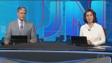 Jornal Nacional, Íntegra 03/10/2018 - As principais notícias do Brasil e do mundo, com apresentação de William Bonner e Renata Vasconcellos.