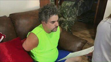Polícia prende quadrilha no Paraguai - Polícia diz que eles queriam resgatar o chefe preso no Paraguai.