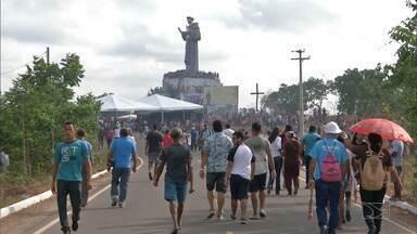 Devotos prestigiam festejo em homenagem a São Francisco de Assis no Maranhão - Evento aconteceu na semana passada na cidade de São João do Sóter, situada na região dos Cocais.