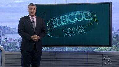 Acompanhe a movimentação dos eleitores no Rio de Janeiro - Eleitores começaram a votar cedo no Rio de Janeiro. Acompanhe a movimentação em diversas cidades do estado.