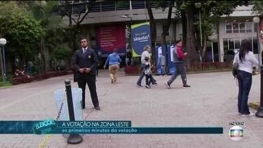 São Paulo conta com 97 mil seções para a votação deste domingo (7) - Trinta e três milhões de eleitores vão às urnas em todo o estado de São Paulo.