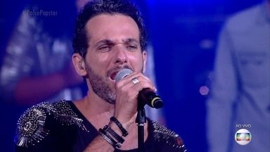 Mouhamed Harfouch canta 'Blá Blá Blá... Eu Te Amo (Rádio Blá)' - Ele revela apoio do Lúcio Mauro Filho nos bastidores