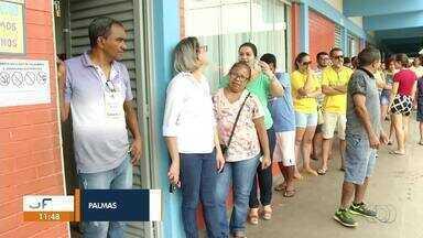 Confira os detalhes de como foi a eleição de 2018 no Tocantins - Confira os detalhes de como foi a eleição de 2018 no Tocantins