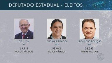 Conheça os deputados estaduais e federais eleitos no Triângulo e Alto Paranaíba - Região mineira elegeu 12 candidatos, sendo seis para a Assembleia Legislativa e seis à Câmara dos Deputados. Mandatos iniciam a partir de janeiro de 2019.