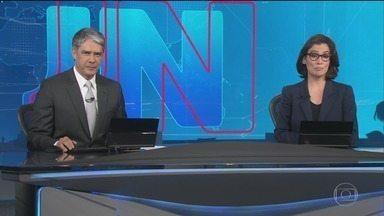 Jornal Nacional, Íntegra 08/10/2018 - As principais notícias do Brasil e do mundo, com apresentação de William Bonner e Renata Vasconcellos.