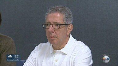 Vice-prefeito de Ribeirão pede demissão do cargo de secretário da Promoção Social - Carlos Cézar Barbosa (PPS) alegou motivos pessoais para deixar o comando da secretaria.