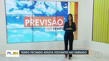 Confira a previsão do tempo para esta terça-feira (9) no interior do Rio - Assista a seguir.