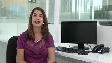 Confira os destaques do G1 desta terça-feira com a Zana Ferreira - Homem de 40 anos é preso após agredir ex-companheira em Caratinga.