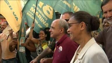 WhatsApp deve fornecer dados de usuário que ofendeu Marina Silva - O Tribunal Superior Eleitoral determinou que o WhatsApp forneça os dados de um usuário por causa de ofensas políticas. O alvo foi a candidata à presidência Marina Silva.