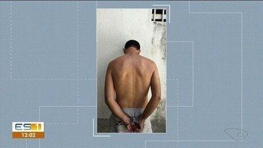 Pai é preso por envenenar o filho com vitamina em Castelo - O menino passou mal e foi internado em caso grave. O pai confessou o crime.