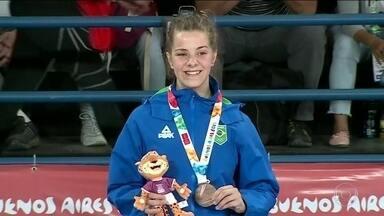 Brasil ganha medalhas na natação, taekwondo e judô nos Jogos Olímpicos da Juventude - Brasil ganha medalhas na natação, taekwondo e judô nos Jogos Olímpicos da Juventude