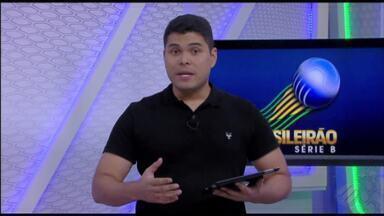 Veja a íntegra do Globo Esporte Pará desta quarta-feira, dia 10 - Programa repercute o empate do Paysandu com o CRB na Curuzu e o período de avaliações com jogadores no Remo