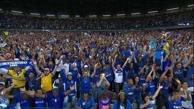 Mais de 60 mil torcedores devem ir ao Mineirão hoje para ver Cruzeiro x Corinthians - Mais de 60 mil torcedores devem ir ao Mineirão hoje para ver Cruzeiro x Corinthians
