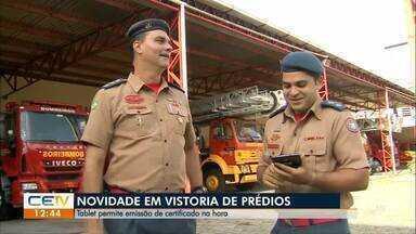 Bombeiros anunciam novidade em vistorias de prédios - Saiba mais em g1.com.br/ce