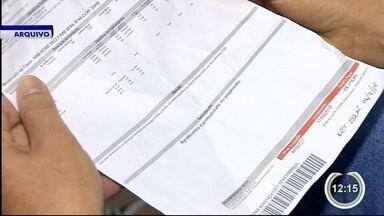 Prefeito de Pinda barrou projeto dos vereadores que cancelava taxa de iluminação - Câmara aprovou projeto no ano passado e reajuste chegou aos moradores em setembro.