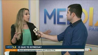 Veja dicas de como entender seu nível de estresse e como procurar ajuda - O Meio dia Paraná conversou com uma especialista que tira suas dúvidas.