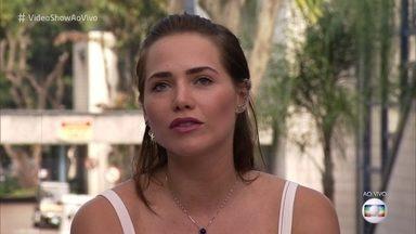 Letícia Colin fala sobre o drama de Rosa em 'Segundo Sol' - Atriz defende a personagem e a relação de Rosa com valentim, Ícaro, Laureta e Karola