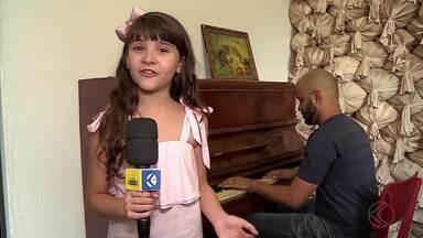 Repórter Mirim: Beatriz Morais conta como vizinhos ajudam a alegar a cidade de Barbacena - Com arte e cultura, Universidade de Música Popular Bituca reúne musicistas de todo o país no Campo das Vertentes.