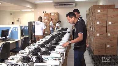 Justiça Eleitoral inicia preparativos para o 2º turno das eleições em Santa Inês - A comunidade está sendo convocada para assistir aos procedimentos de preparação das urnas que começam nesta quarta (17).