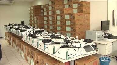 Justiça Eleitoral inicia preparativos para votação do segundo turno em Santa Inês - Comunidade na cidade está sendo convocada para assistir aos procedimentos de preparação das urnas que começam nesta quarta-feira (17).