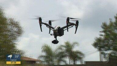 Sua Chance: Conheça o mercado de drones e as possibilidades de trabalho - É preciso muito conhecimento para garantir um trabalho com segurança.