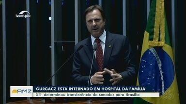 Senador Acir Gurgacz segue internado em Cascavel - O STF pediu a transferência imediata do senador para cumprimento da pena em Brasília.