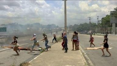 Sejus do CE suspende visita de crianças em presídio após menina ser estuprada - A Secretária de Justiça do Ceará suspendeu as visitas de crianças a parte dos detentos depois que uma menina foi estuprada por um preso.