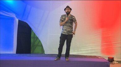 """Bráulio Bessa faz palestras sobre empreendedorismo na Paraíba - Promovidas através de uma parceria entre o Sebrae Paraíba e as duas prefeituras, palestras terão como tema """"Um Jeito Arretado de Empreender""""."""