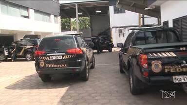 Polícia Federal cumpre mandados de prisão contra envolvidos em desvio de recursos no MA - PF apura desvio de cerca de R$ 2 milhões do sistema estadual de Saúde, entre 2011 e 2013.