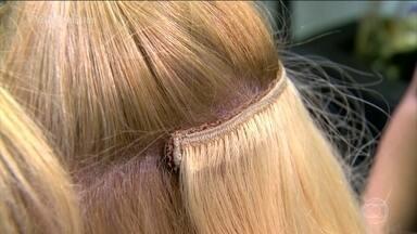 e13eff77f Bem Estar   Conheça os diferentes tipos de apliques e mega hair   Globoplay