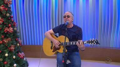 Luiz Carlos Sá faz show solo em Porto Alegre neste sábado (20) - Assista ao vídeo.
