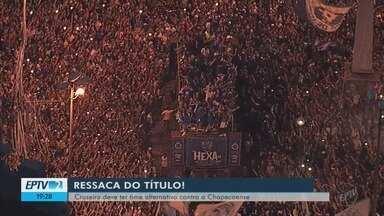 Cruzeiro e Atlético-MG se preparam para a rodada do Brasileirão - Cruzeiro e Atlético-MG se preparam para a rodada do Brasileirão