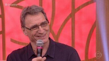 Herson Capri está em cartaz com 'As Brasas' - Ator fala sobre o espetáculo que mostra o acerto de contas entre dois amigos