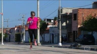 Descoberta da ciência pode salvar a vida de duas mil brasileiras por ano - Exercício fíusico ajuda e evitar o câncer de mama.