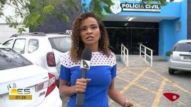 Criminosos fazem arrastão em Motel da Serra - Motel fica na ES-010. Eles bateram nos funcionários e roubaram pertences dos clientes.