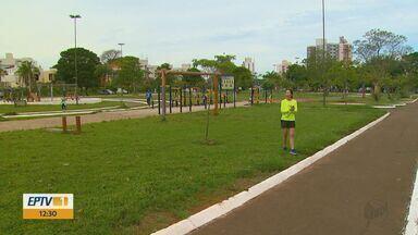 Caminhada e corrida têm atraído cada vez mais o público - Modalidades tiram jovens e adultos do sedentarismo.