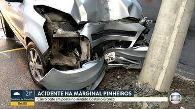 Bom Dia SP - Edição de quinta-feira, 25/10/2018 - Tribunal de Contas de SP libera megalicitação de ônibus. Corrida pelo governo de SP entra na reta final. Ciclista de 15 anos morre atropelado por ônibus em Guarulhos.