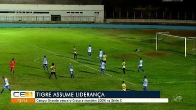 Confira as notícias esportivas direto da região do Cariri - Saiba mais em g1.com.br/ce