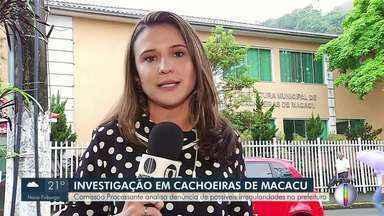 Comissão analisa denúncia de possíveis irregularidades na Prefeitura de Cachoeiras - Assista a seguir.