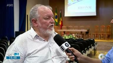 Palestra discute questões climáticas em Petrolina - No evento será debatida a perspectiva de chuvas e o impacto para a agricultura nos próximos anos