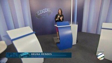 TV Morena promove debate de candidatos ao governo de MS - Juiz Odilon (PDT) e Reinaldo Azambuja (PSDB) disputam segundo turno.