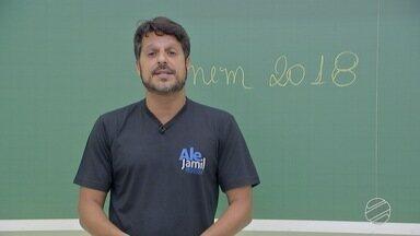 Professor de MS tira dúvidas sobre o Enem - Provas serão aplicadas nos dias 4 e 11 de novembro.