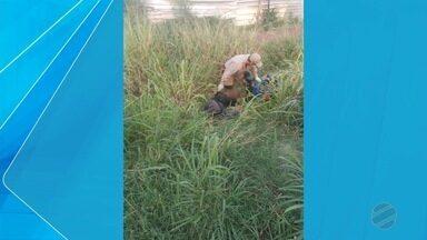 Idoso é agredido durante assalto em Corumbá - Caso aconteceu na noite de quarta-feira (24).