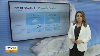 Confira a previsão do tempo para este sábado (27) no Sul de Minas - Confira a previsão do tempo para este sábado (27) no Sul de Minas