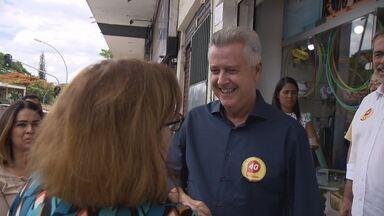 Rodrigo Rollemberg, do PSB, tem 24 anos de vida pública e tenta a reeleição - Rollemberg, de 59 anos, tem no currículo dois mandatos de deputado distrital, um de federal e um de senador. Ele foi eleito em 2014 para governar o Distrito Federal.