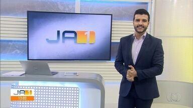 Confira os destaques do JA1 deste sábado (27) - Entre os principais assuntos está morte de jovem em Goiânia.